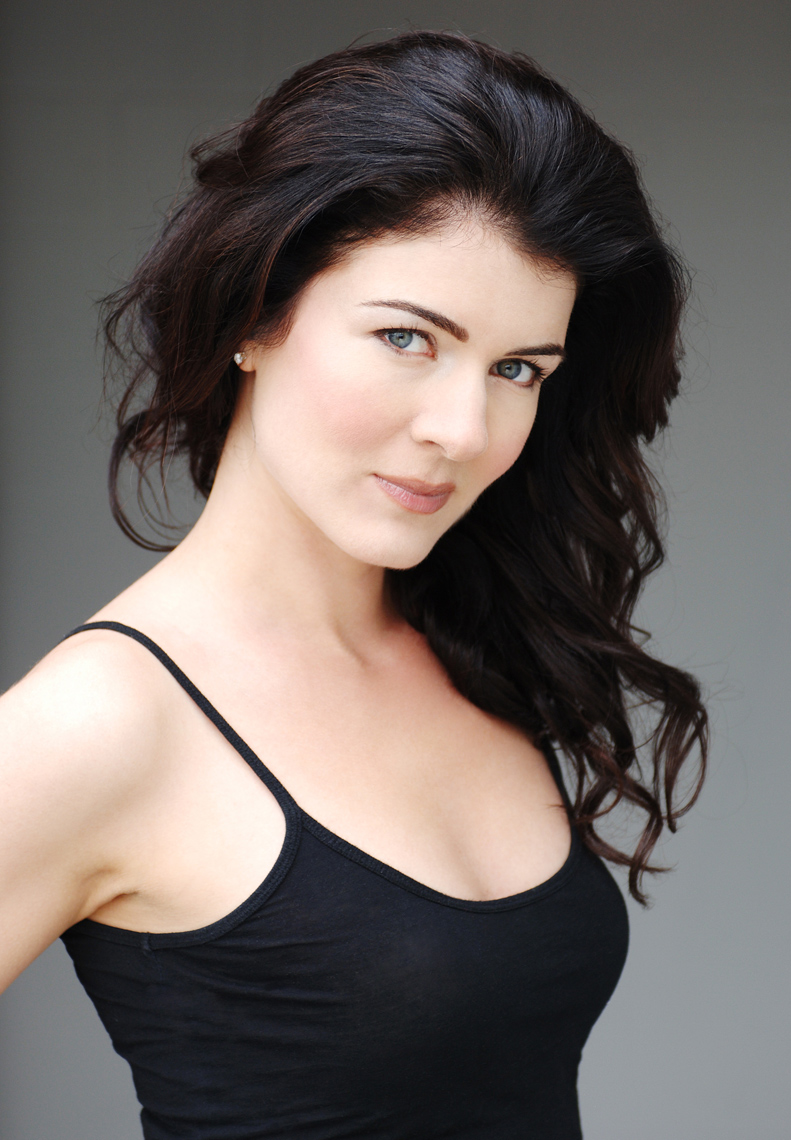 Actress Gabrielle Miller - Headshot