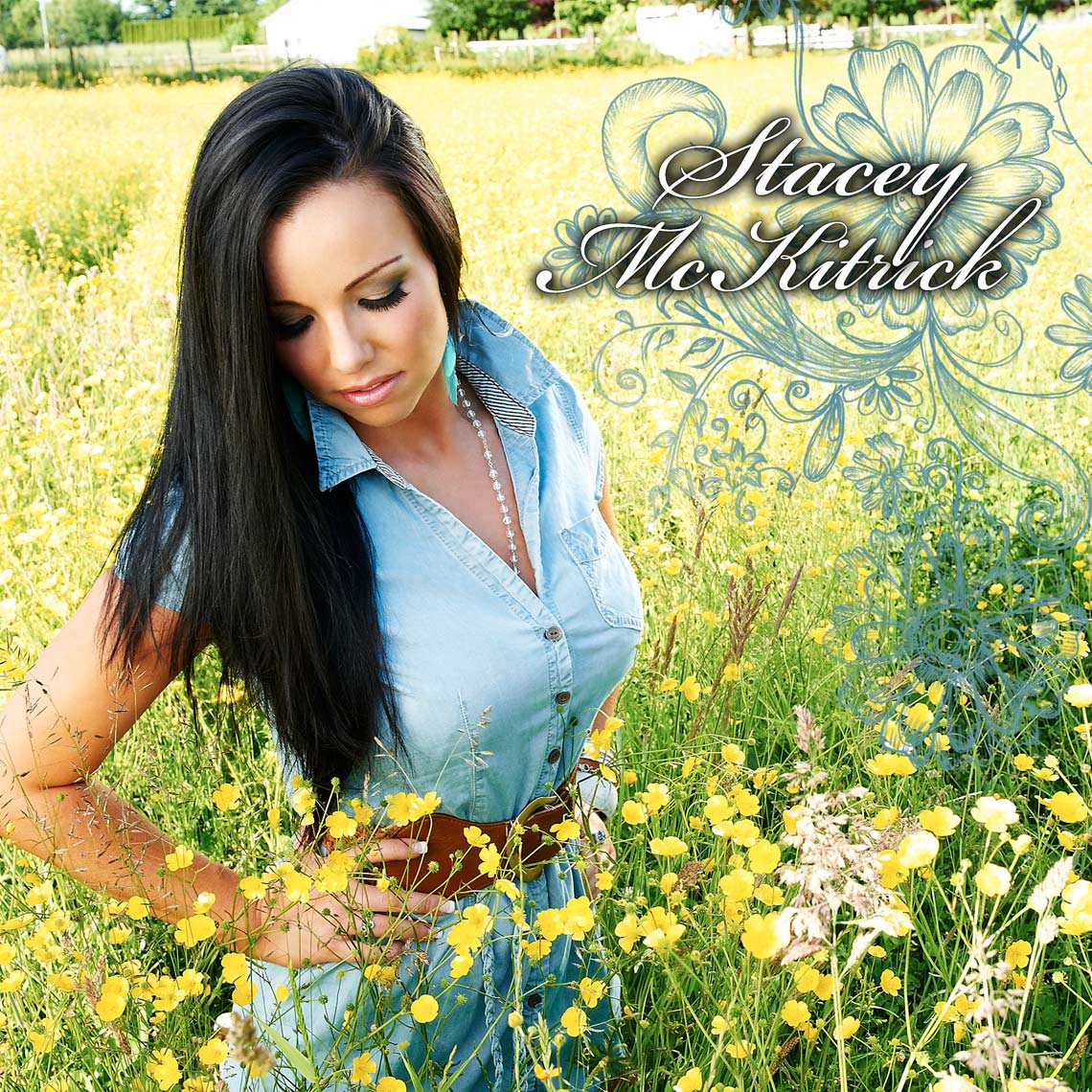 Stacey McKitrick - CD Cover