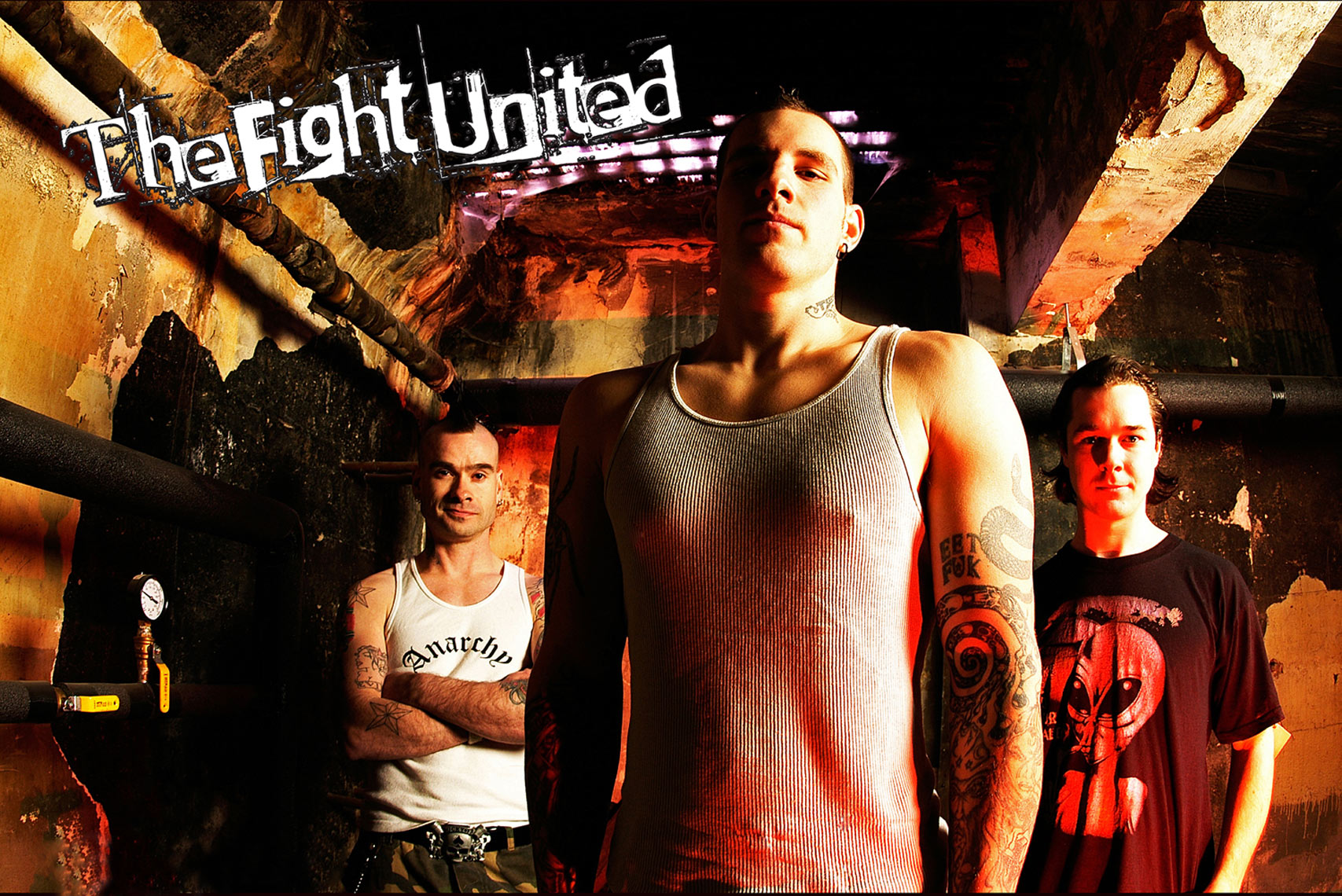 THE-FIGHT-UNITED - Band
